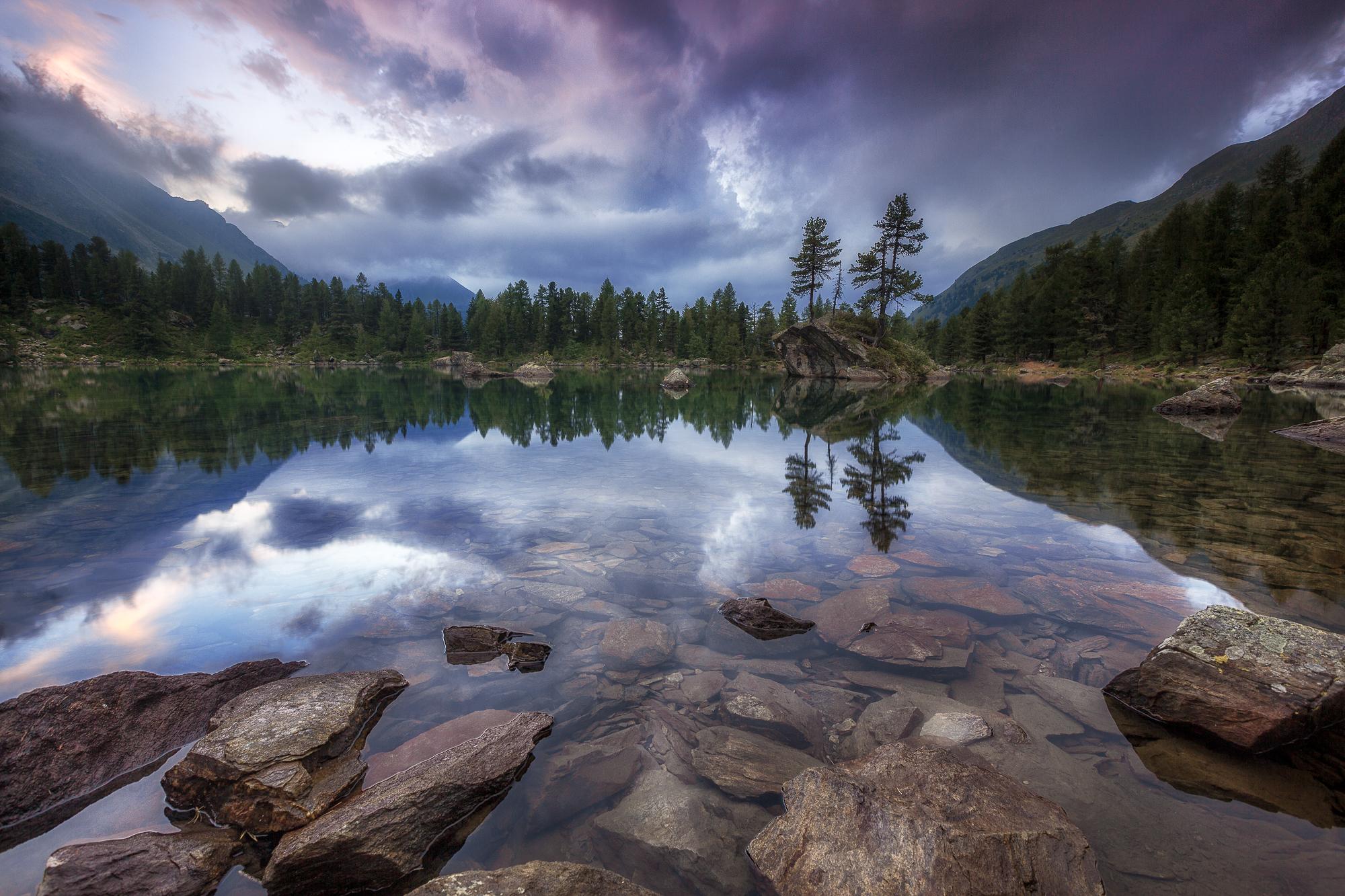 lake Saoseo, Grisons