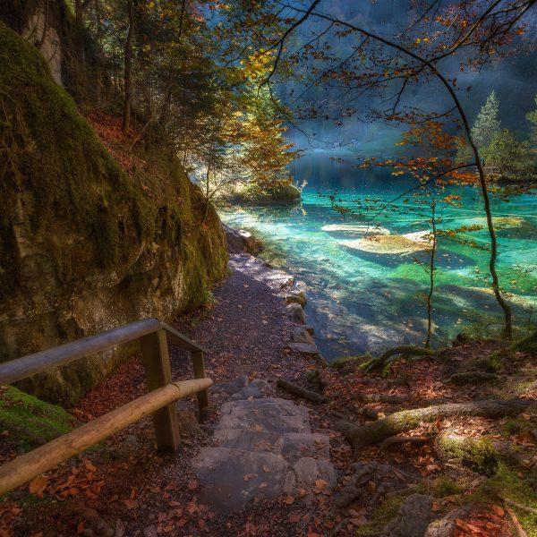 Blausee-Herbst-Schweiz-2
