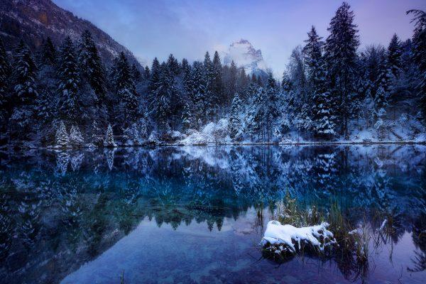 Blausee, Switzerland