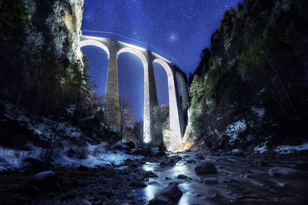 Landwasser-Viadukt, Switzerland