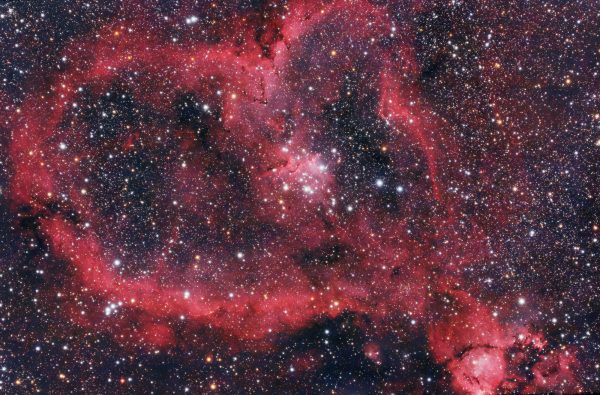 IC1805 - Herznebel