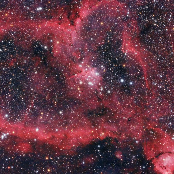 IC1805 - heart Nebula