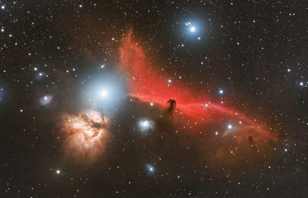IC434 - Pferdekopfnebel