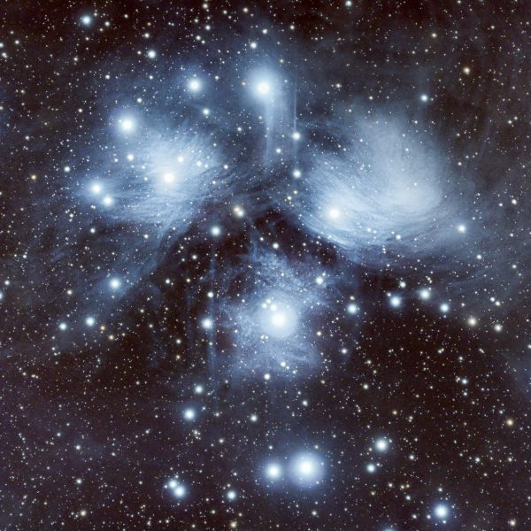 Messier 45 - Plejaden
