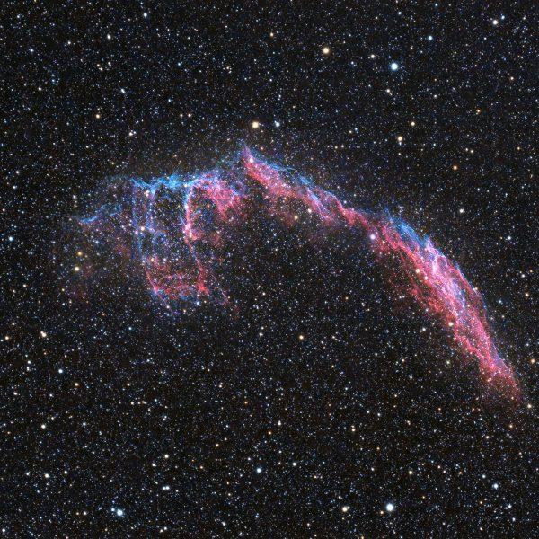 NGC6992 - veil Nebula